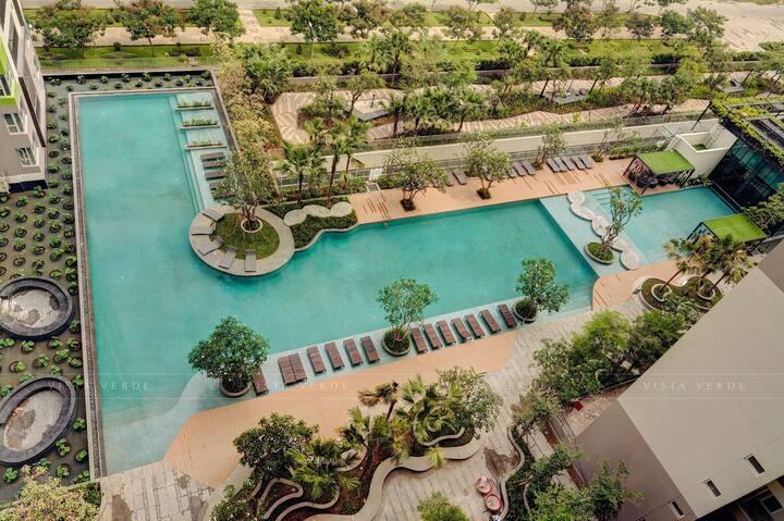 [La Casa]Resort in Saigon at Vista Verde, Dist 2
