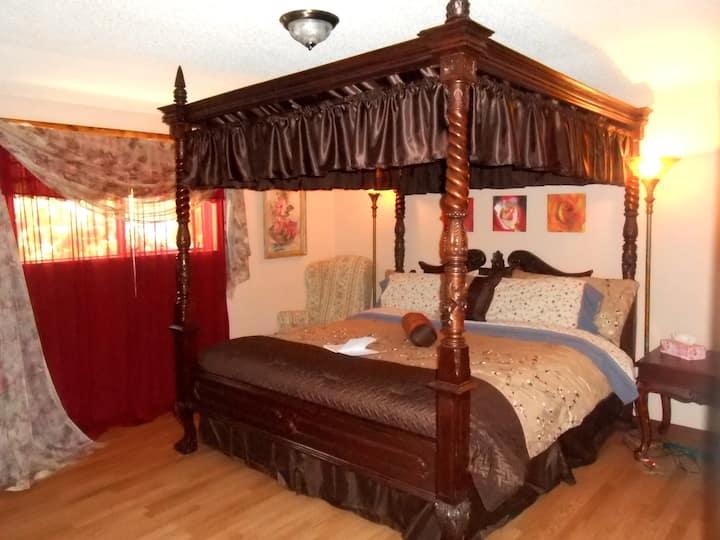 Alla's Rose Room in S.W. Dallas