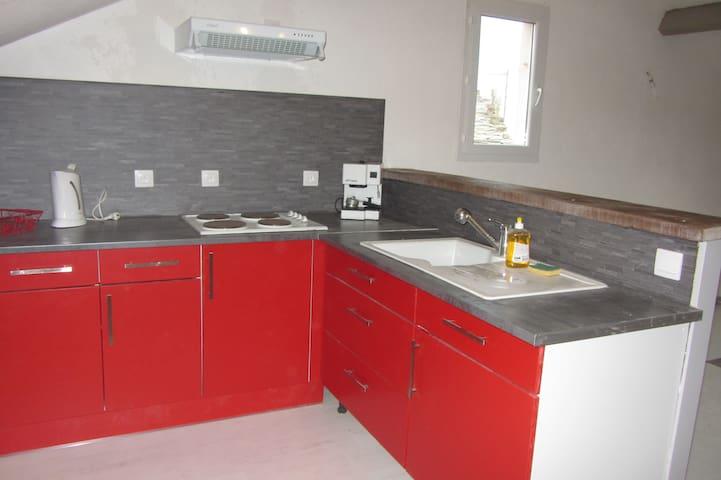 Appartement Mansardé refait à neuf ERBALUNGA - Haute-Corse - Pis
