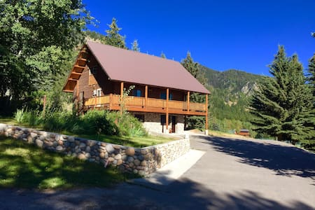 Beautiful Aspen Cabin-Great Views, Great Location! - Star Valley Ranch