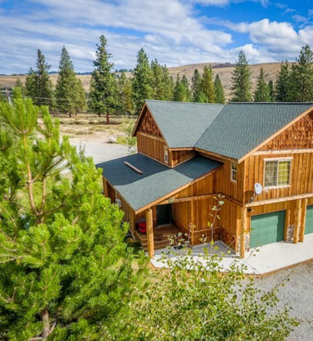 All Seasons Mountain Retreat- Near Town And Trails