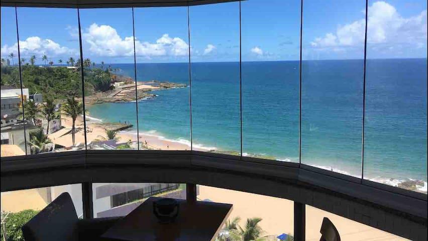 Beira mar próx bares restaurantes mercado
