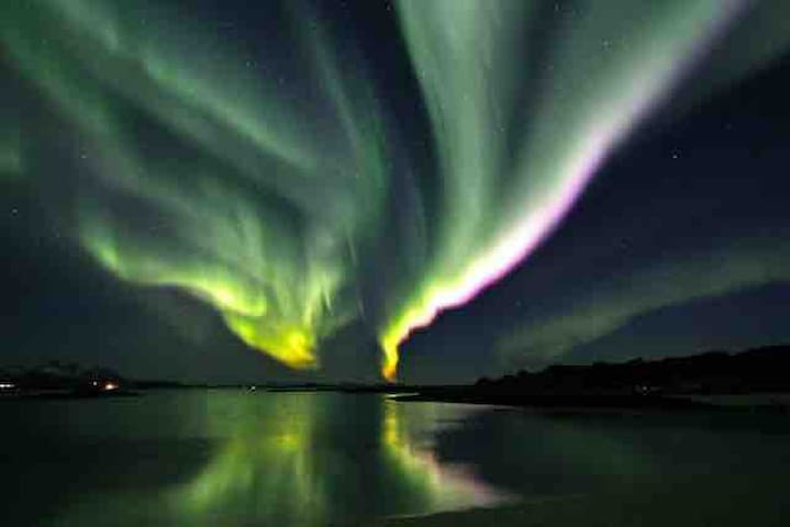 Hus til leie Experience the northern lights