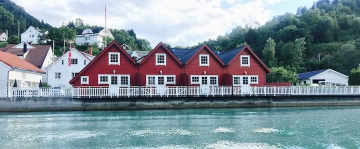 Marifjøra Sjøbuer