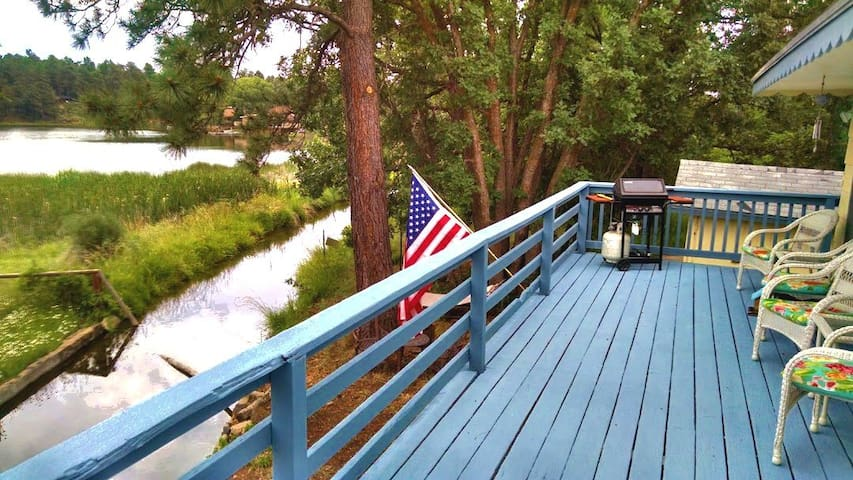 Beautiful single family home with lake view~! - Pinetop-Lakeside