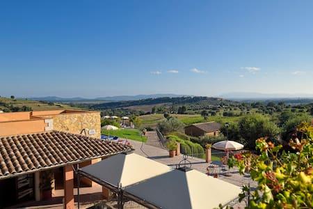 Confortevole appartamento bilocale - Magliano in Toscana - Lakás