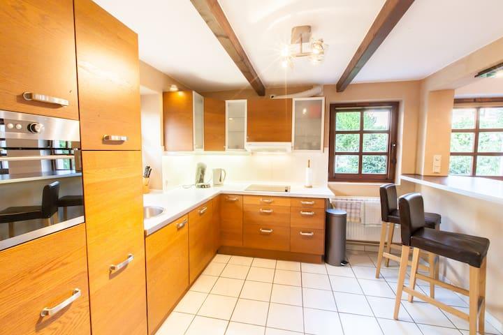 Schöne 3-Zimmer-Wohnung - Hamburg - Apartment