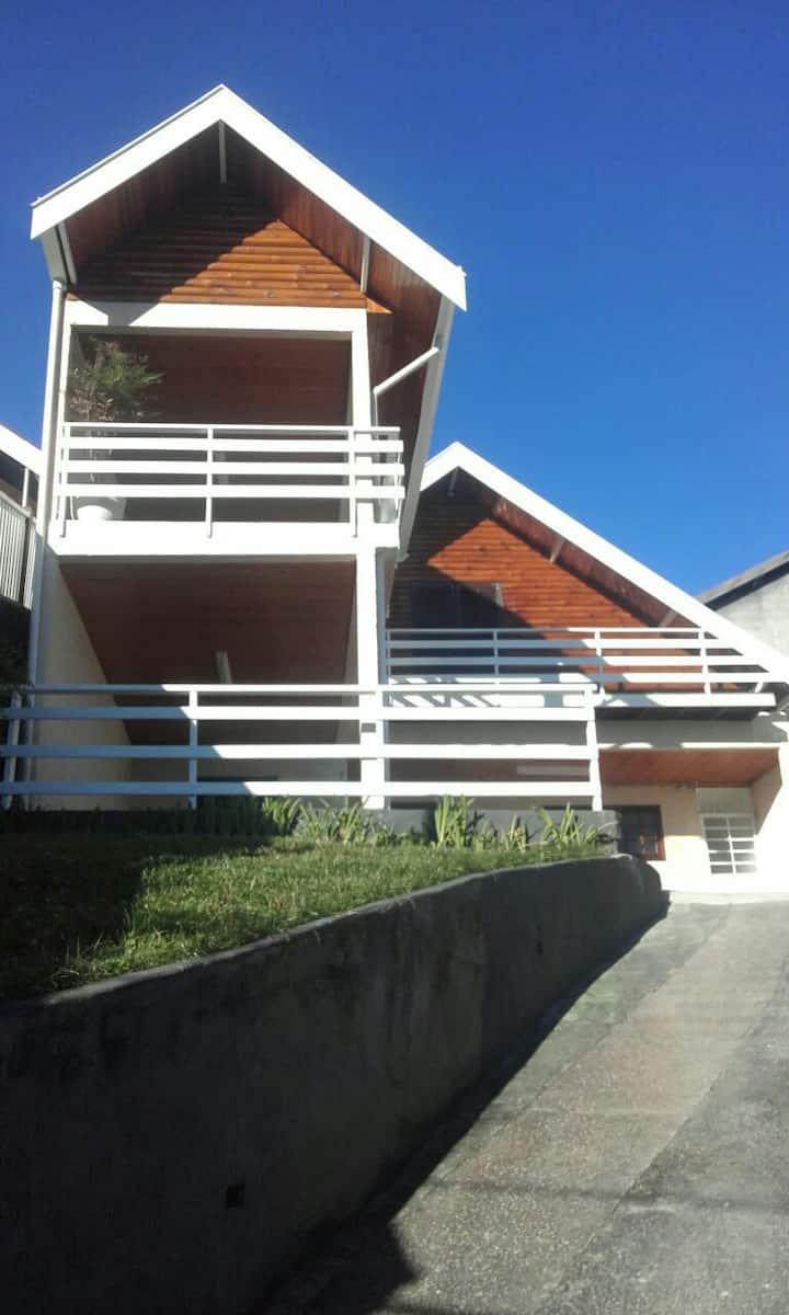 Otima casa com uma linda vista