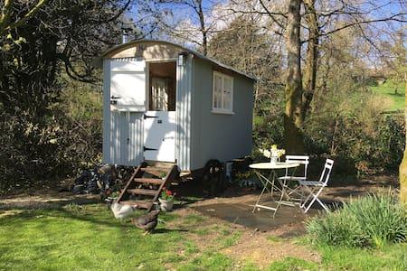 Shepherd's Hut, Kentmere, Lake District, Cumbria.