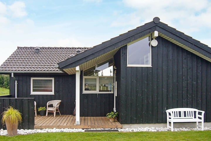 Beautiful Holiday Home in Nordborg with Roofed Terrace