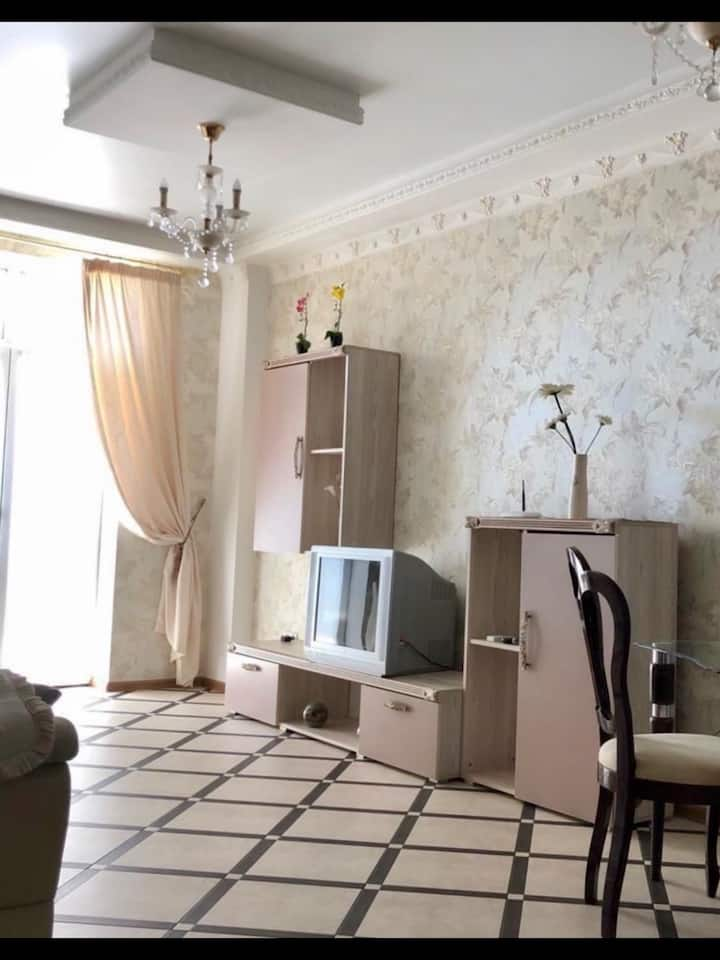 Modern one bedroom apartment near the sea
