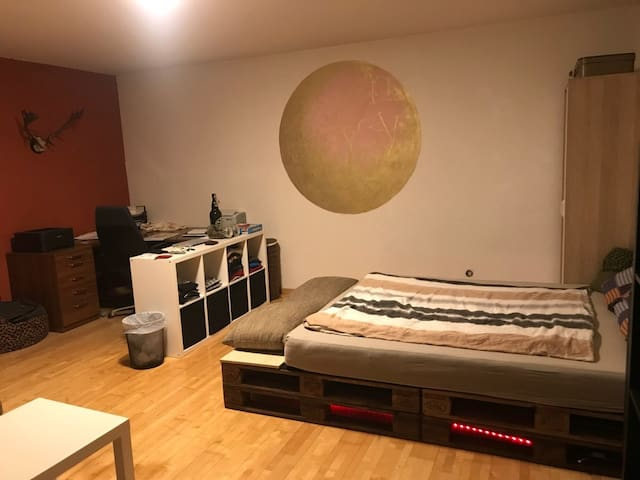 Room for 2 in Munich, Giesing