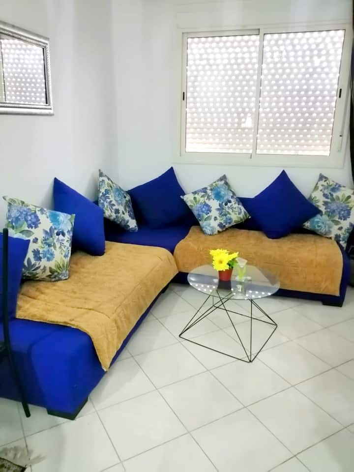 Apartment with 2 bedrooms in Tamaris, with shared pool - 2 km from the beach