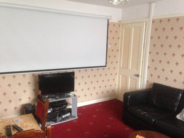 Short Stay - Air bed 20min to City - Drimnagh - Ev