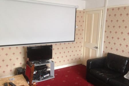 Short Stay - Air bed 20min to City - Drimnagh