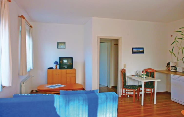 Holiday apartment with 1 room on 32m² in Prerow