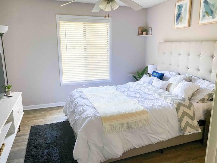 Cozy Room in PRIME AREA ATL/Buckhead/SandySprings