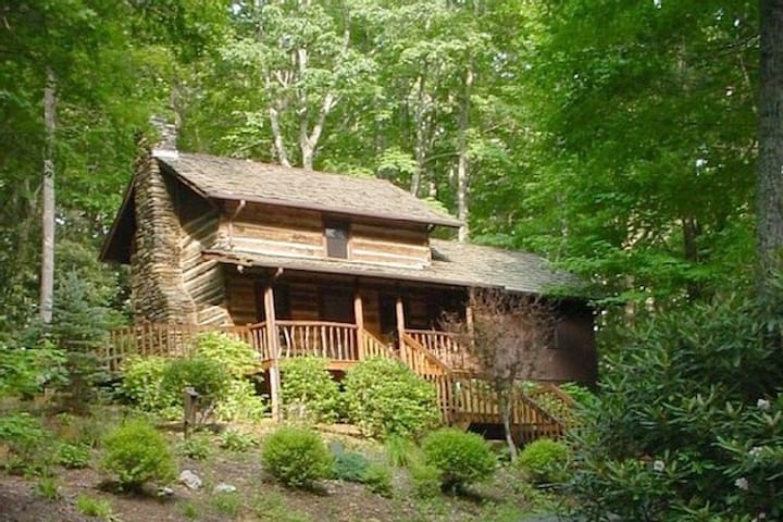 Escape to the gorgeous NC Mountains this Fall!