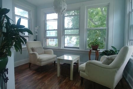 ⭐️ Spacious 3BR in Bloomfield. Walk From NYC Train