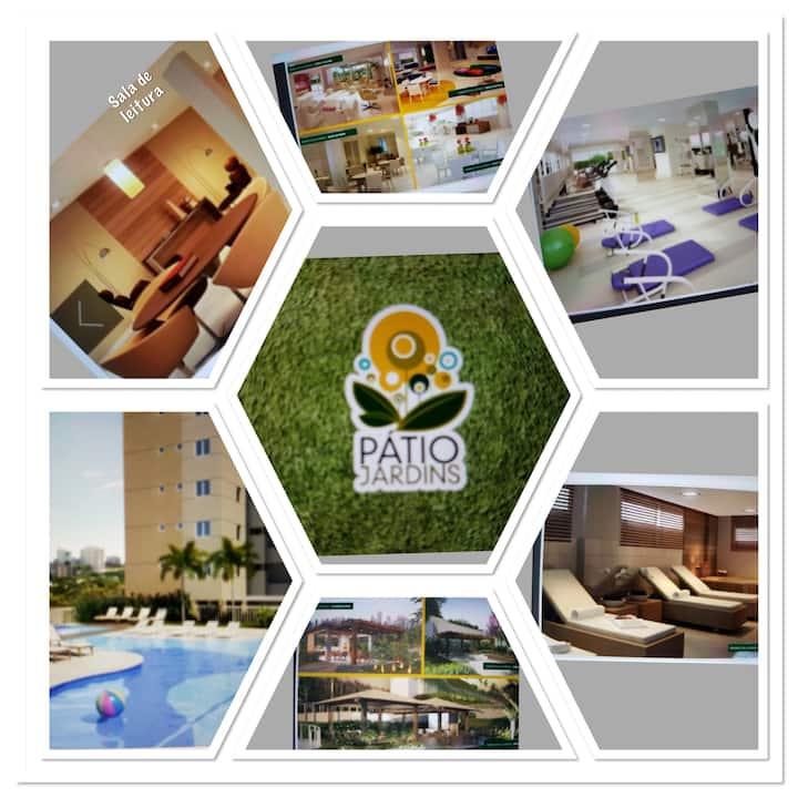 Salvador - Brotas - Apartament 3/4 confortável