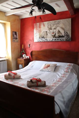 camera marilyn - Ca' del Moro - Bed & Breakfast