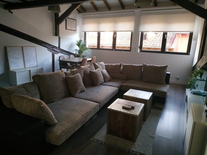 Ático Duplex en Casco Historico