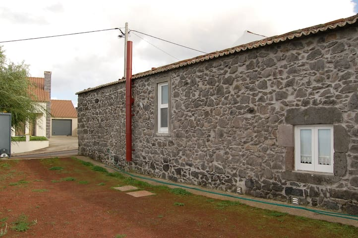 House outside view