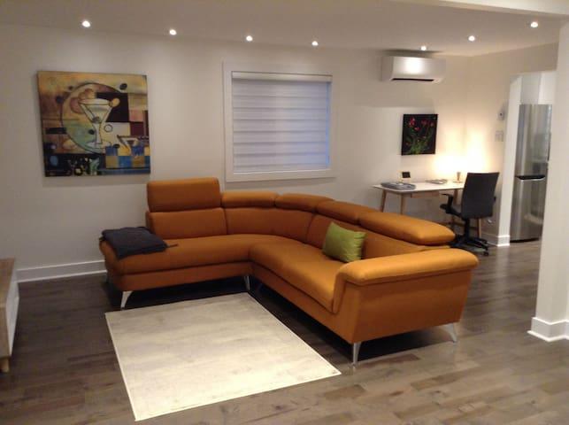 Urban & cozy single home - Welcome!