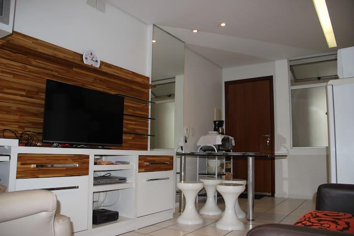 Apartamento contemporâneo no centro de BH