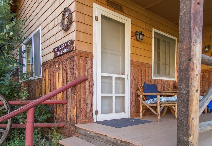 Historic Glen-Isle- Columbine Cabin