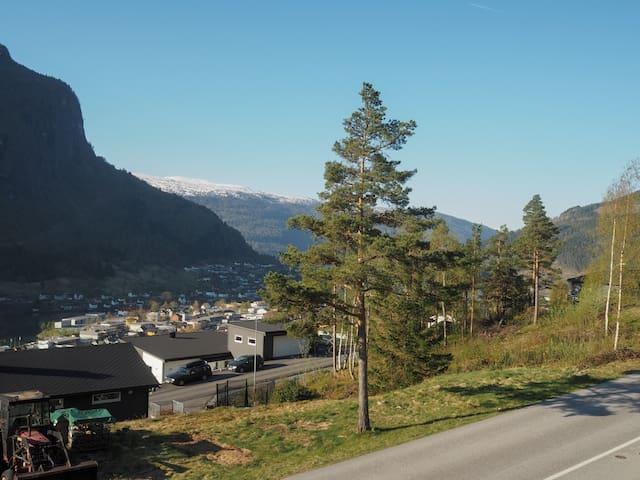 Stor leilighet i Stryn