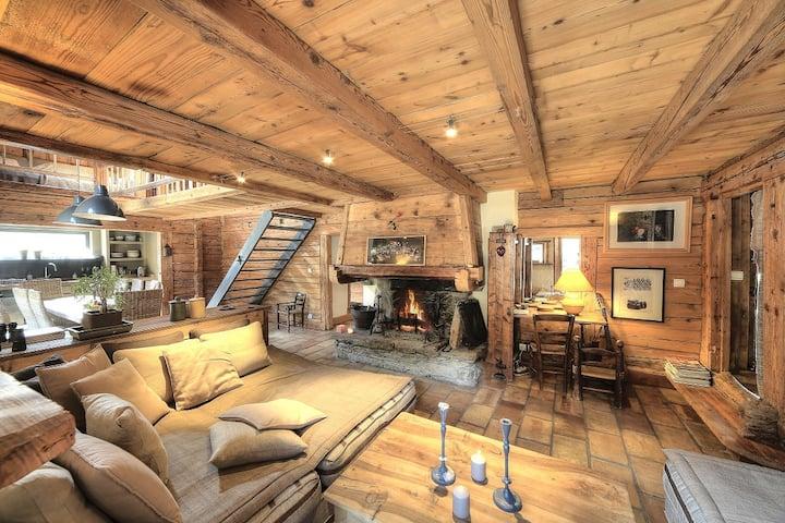 Chalet Emile, authentical alpine luxury