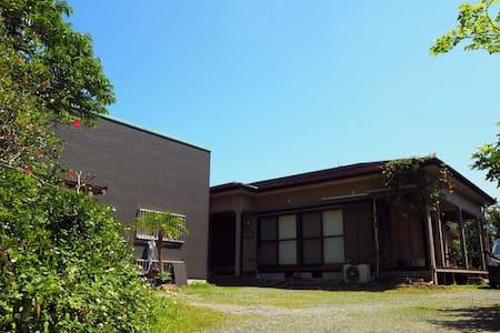【一棟貸し切り】【定員4名までOK】奄美大島 龍郷町 体験の宿 こうりゅう館