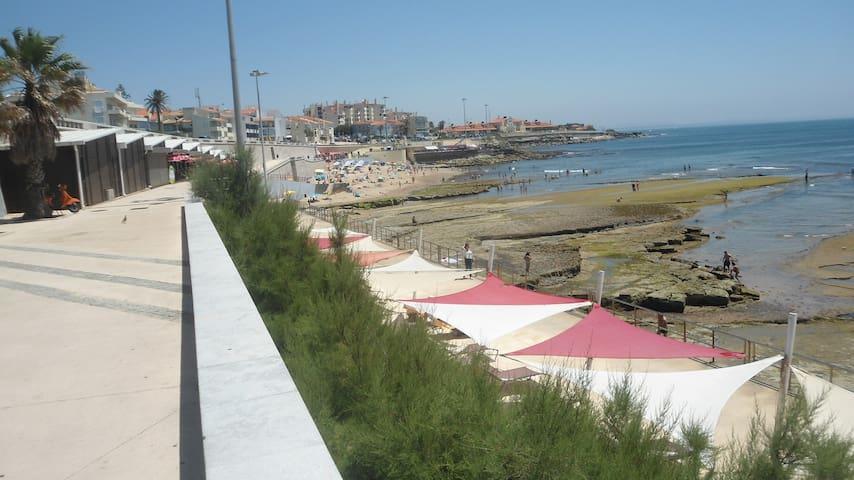 Moradia/House,jardim,BBQ em Parede/Estoril/Cascais - Parede - Ev