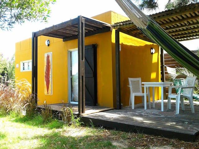"""Casa Loft """"Relax"""" para dos en hermoso entorno."""