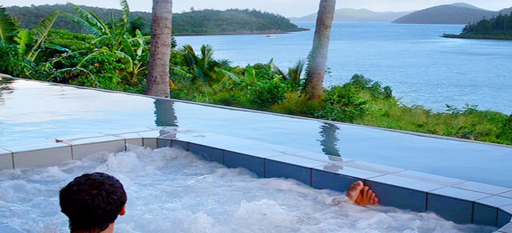 Whitsundays Airlie Beach - Best view in the world - Shute Harbour - Pis