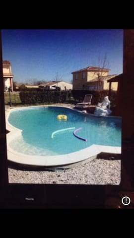 Villa 5 chambres et piscine - Villemur-sur-Tarn