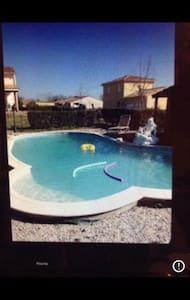 Villa 5 chambres et piscine - Villemur-sur-Tarn - บ้าน