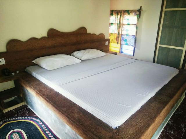 Double room with balcony @ East coast Zanzibar[11] - Michamvi Kae - Cabane