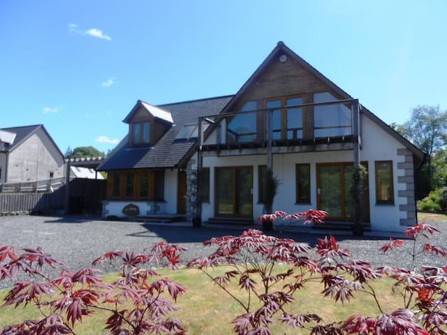 Superb Family Home in the Highlands - Argyll and Bute - Casa