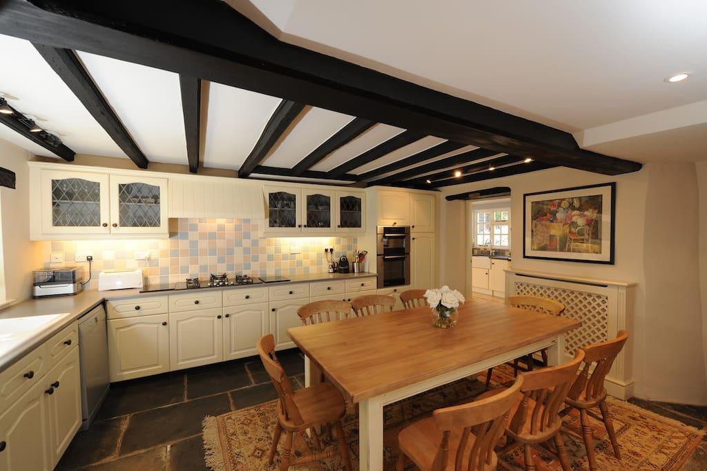 Farmhouse Kitchen No. 1