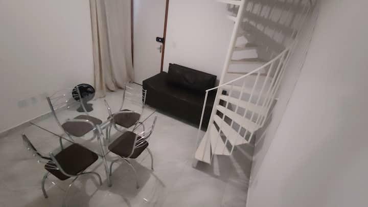 Cobertura(Pampulha, UFMG, Mineirão)+ Garagem+ WIFI