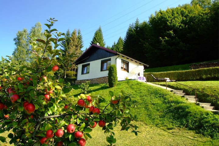 Cosy, romantic holiday homes, surrounded by nature.