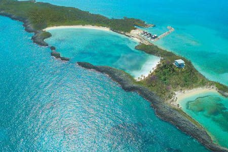 Hideaway on a Private Island in the Abacos