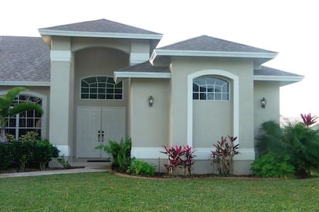 FLORIDA VACATION RENTAL - Lehigh Acres - Hus