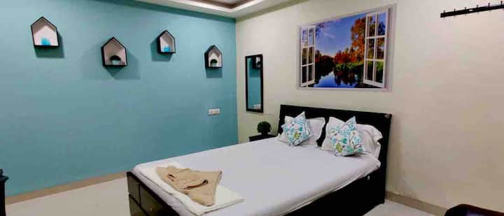 A Private Studio Apartment in Koregaon Park