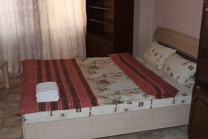 1-ком. квартира для четверых гостей