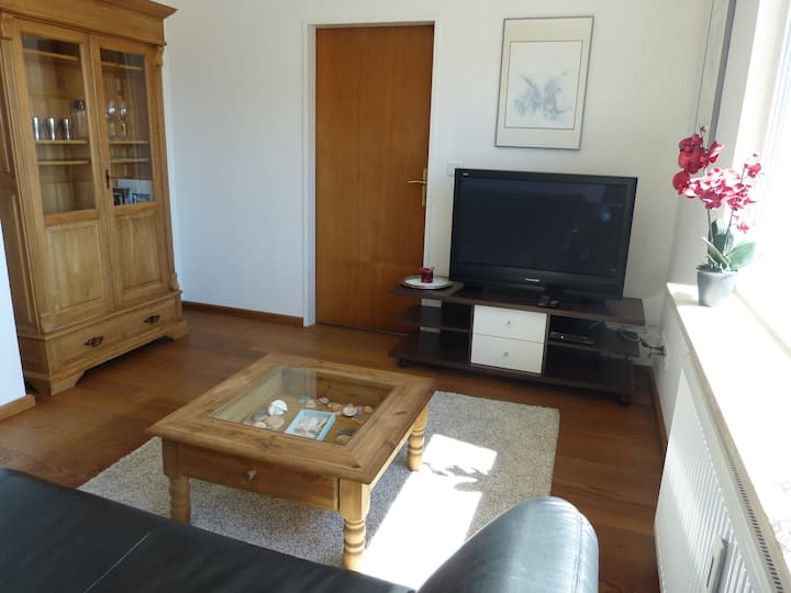 Appartement für 2 Personen, Nähe Köln + Düsseldorf
