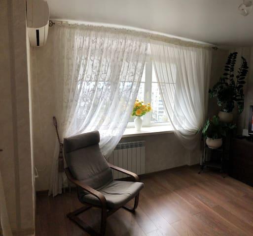 Уютная квартира на Удриса,3