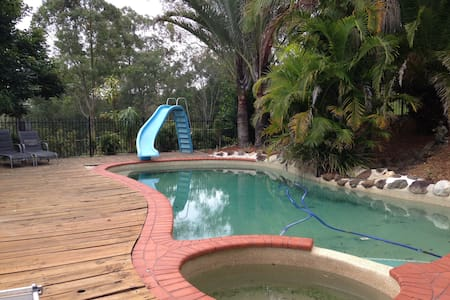Family/Pet friendly Holiday Apartment Mudgeeraba - Mudgeeraba